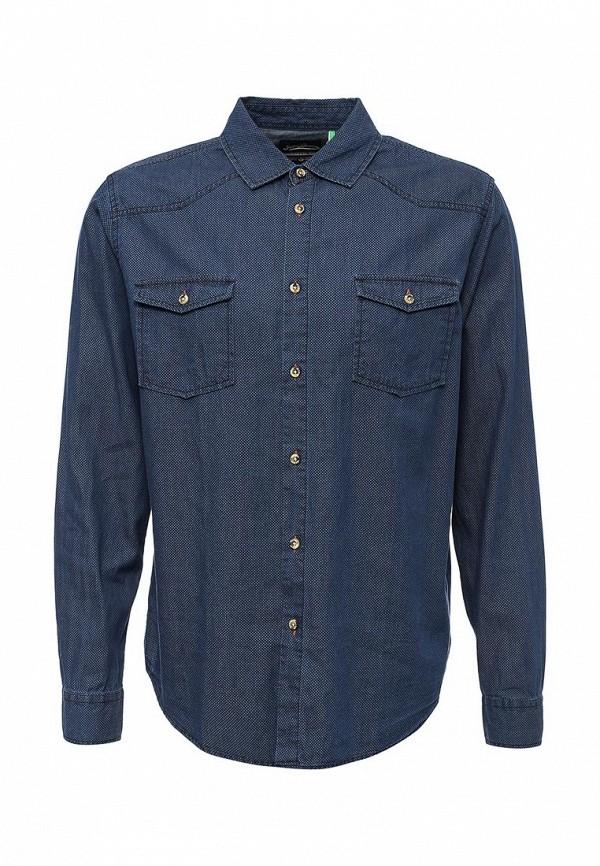 Фото Рубашка джинсовая Sela. Купить с доставкой