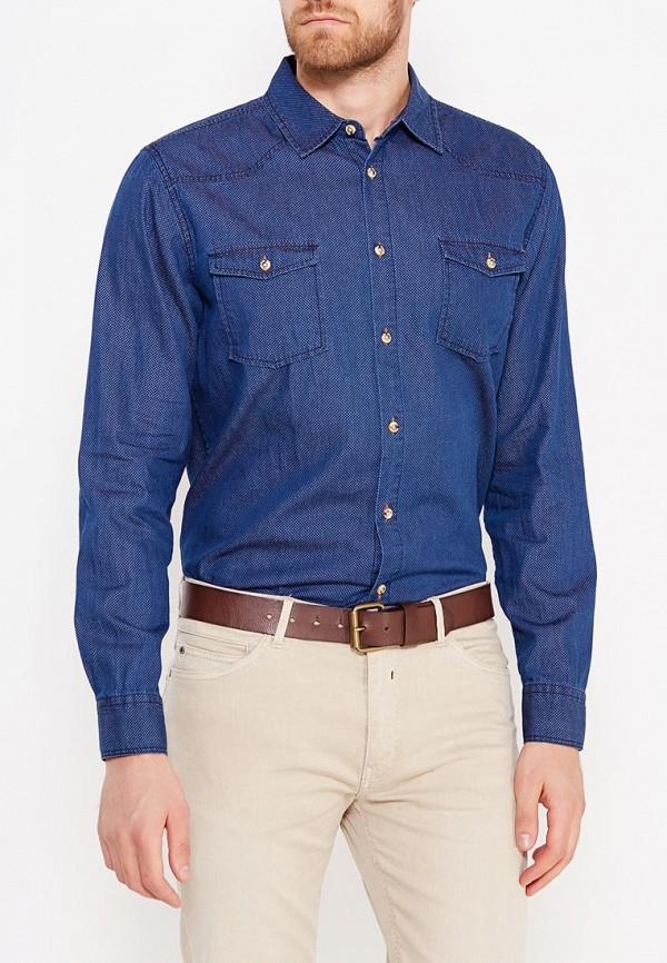 Рубашка джинсовая Sela Sela SE001EMUSB73 брюки sela брюки
