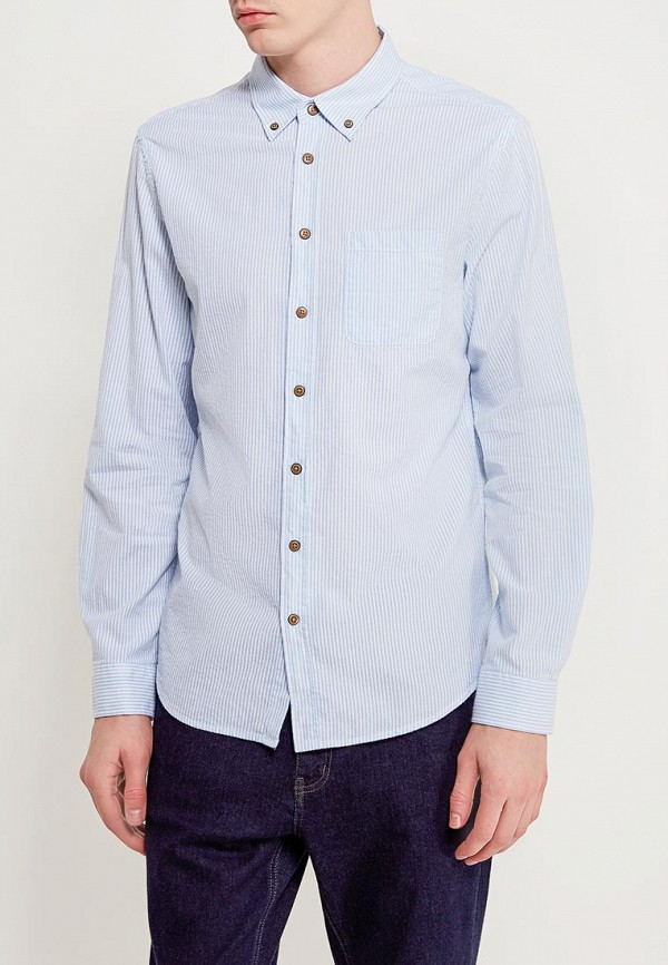 Рубашка Sela Sela SE001EMZOM28 рубашка мужская sela цвет небесно голубой h 212 036 7111 размер 40 46