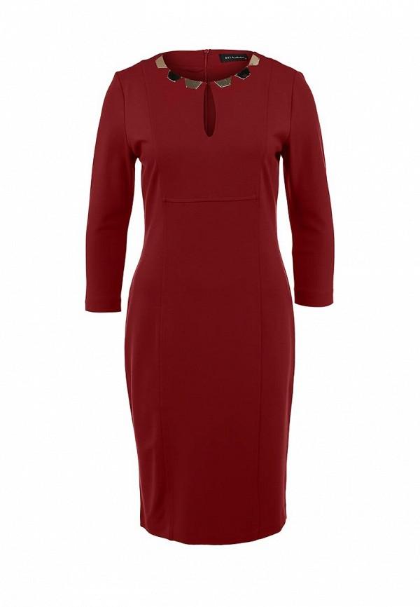 Платье-миди Sela (Сэла) DK-117/140-4464