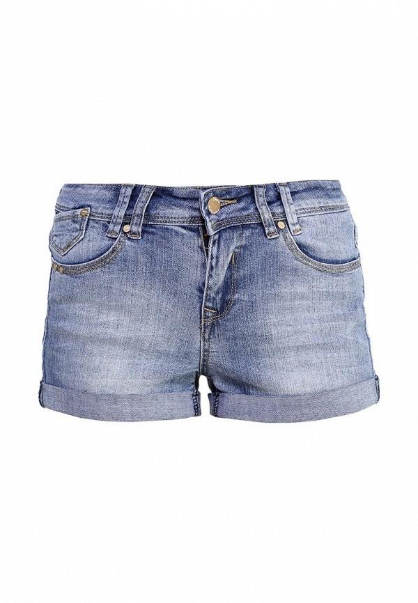 Женские джинсовые шорты Sela (Сэла) SHJ-135/487-6143