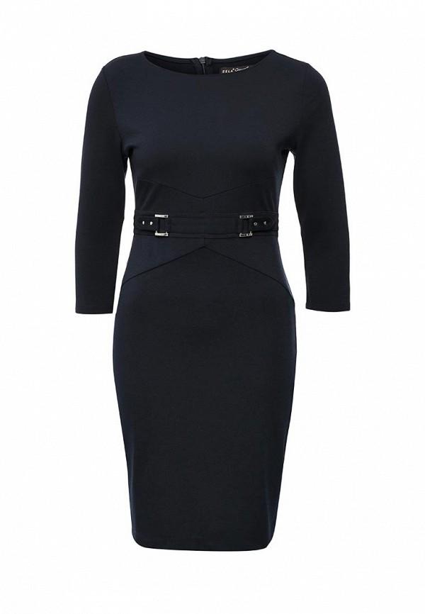 Платье-миди Sela (Сэла) DK-117/693-6171