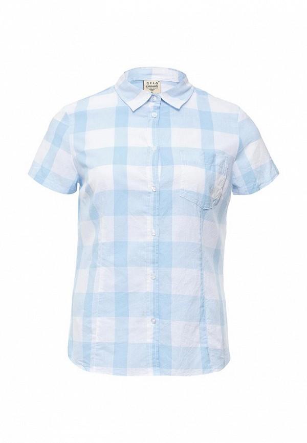 Рубашка Sela Sela SE001EWHZP43 sela sela se001eghqr12