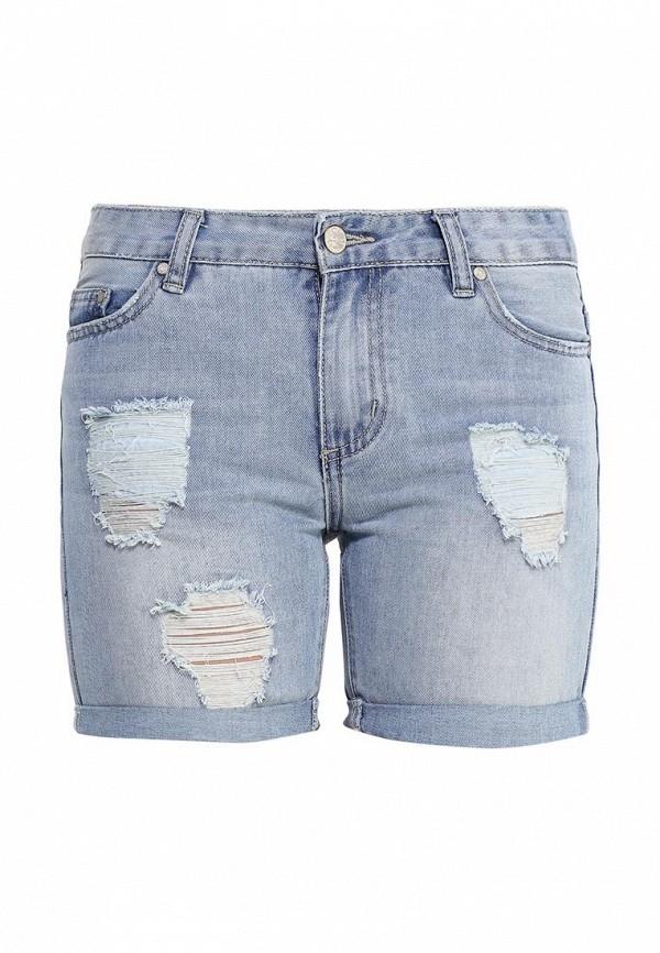 Женские джинсовые шорты Sela (Сэла) SHJ-135/519-6143