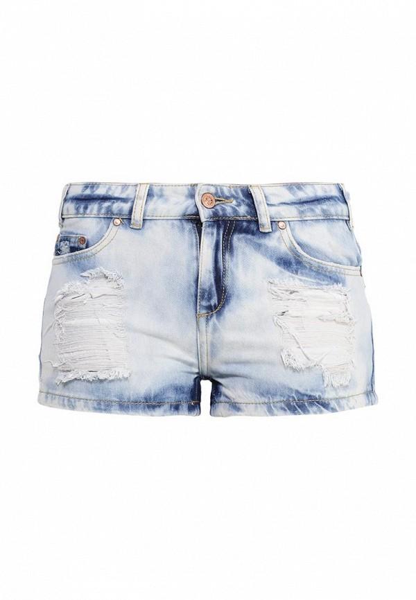 Шорты джинсовые Sela SHJ-135/522-6143