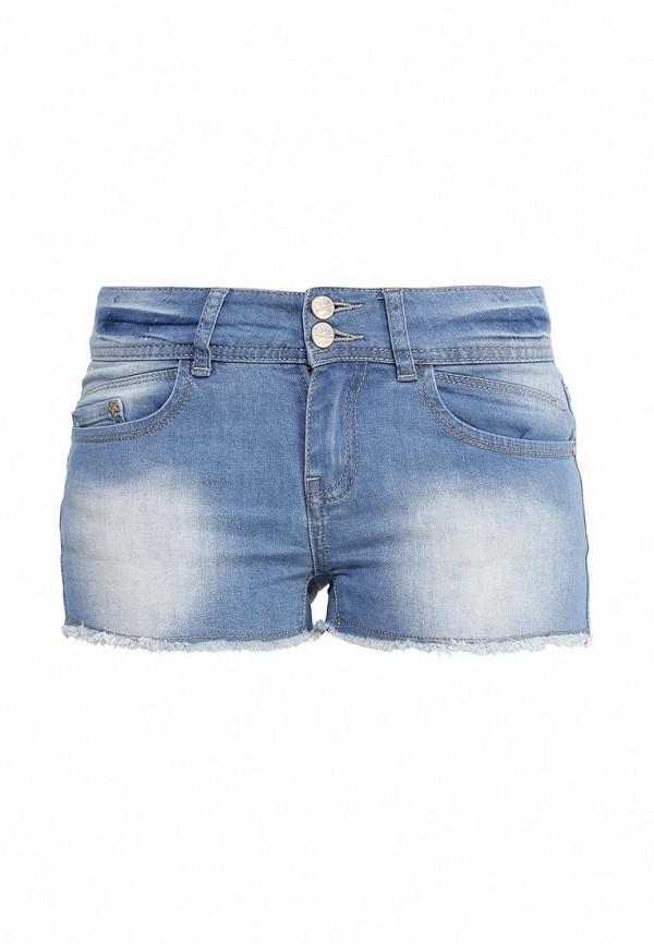 Женские джинсовые шорты Sela (Сэла) SHJ-135/524-6143