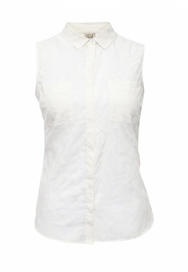 Блуза Sela (Сэла) Bsl-112/694-6294
