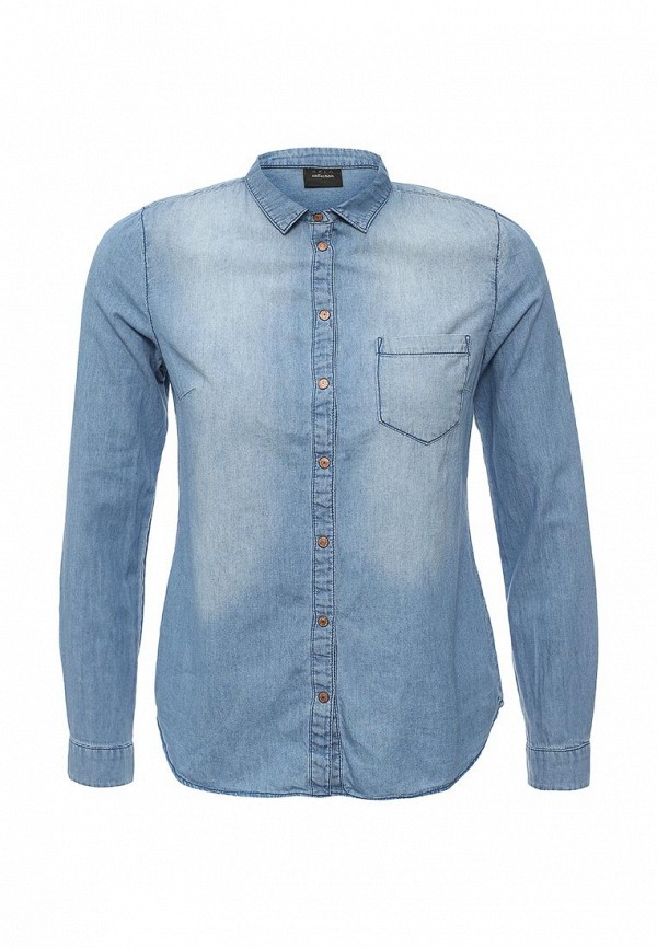 Рубашка джинсовая Sela Bj-132/025-6103