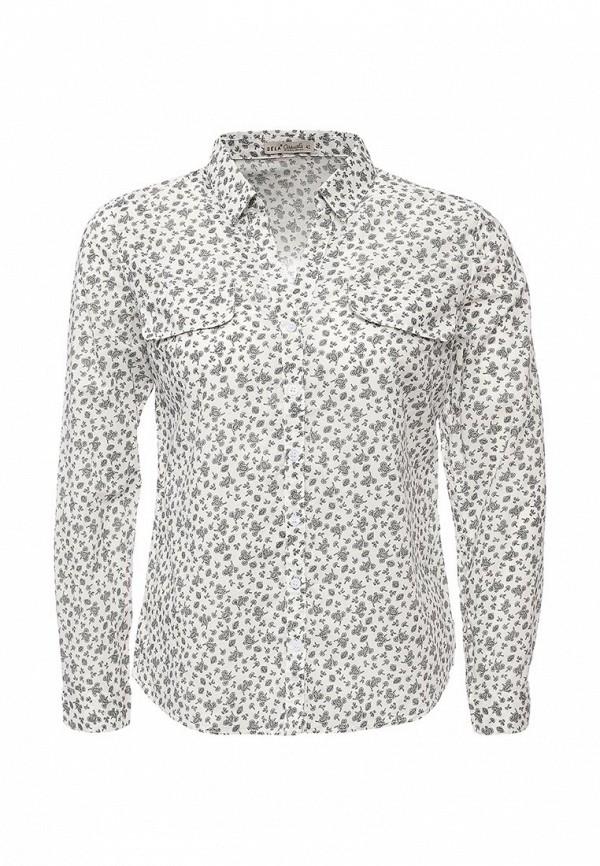 Рубашка Sela B-112/677-6173