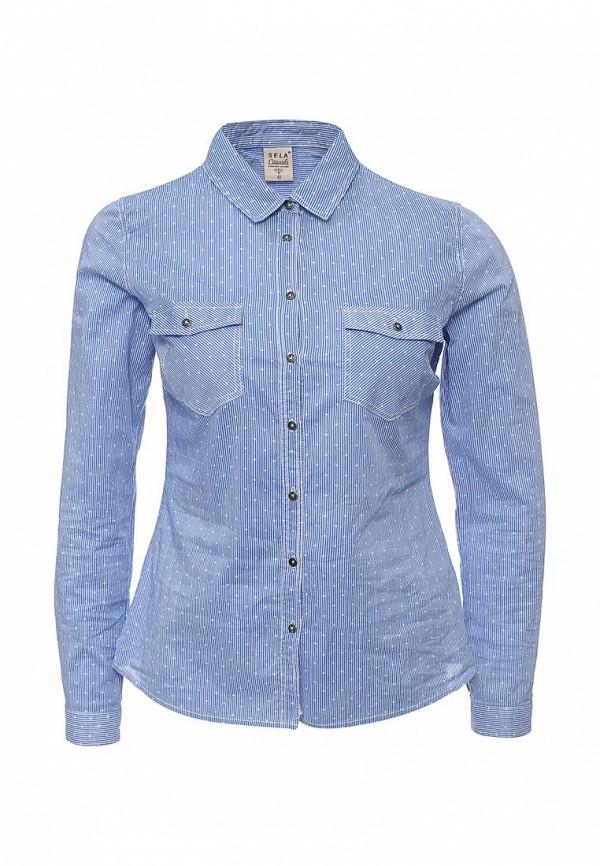 Рубашка Sela (Сэла) B-112/712-6173