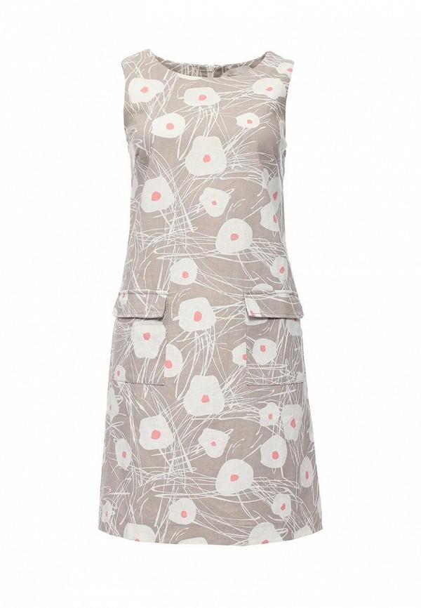 Платье-миди Sela (Сэла) Dsl-117/729-6264