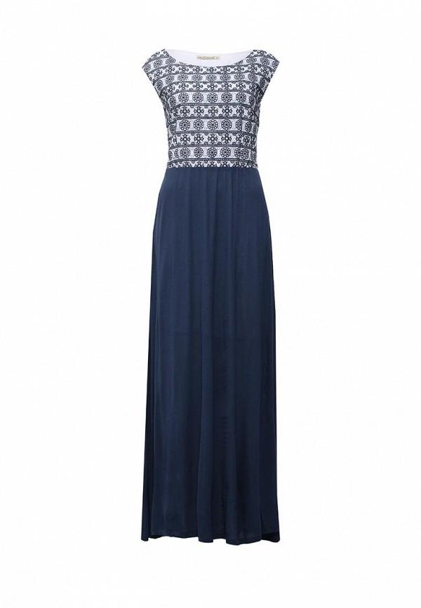 Платье-макси Sela (Сэла) Dksl-117/773-6217