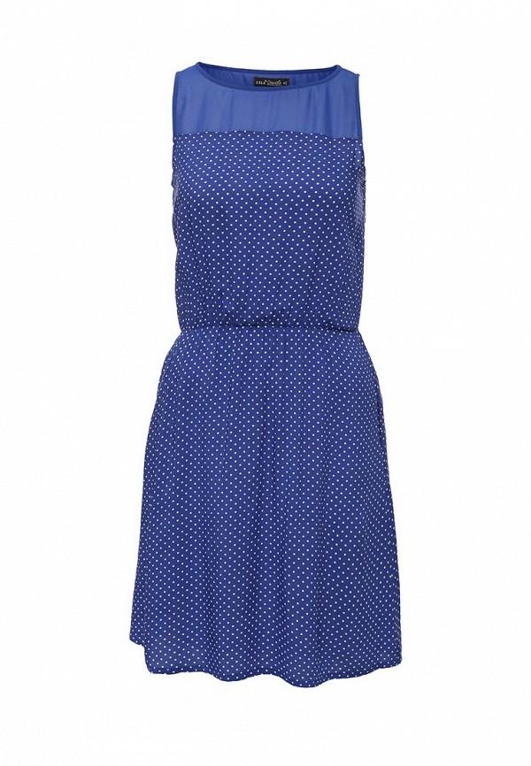 Платье-миди Sela (Сэла) Dsl-117/801-6226