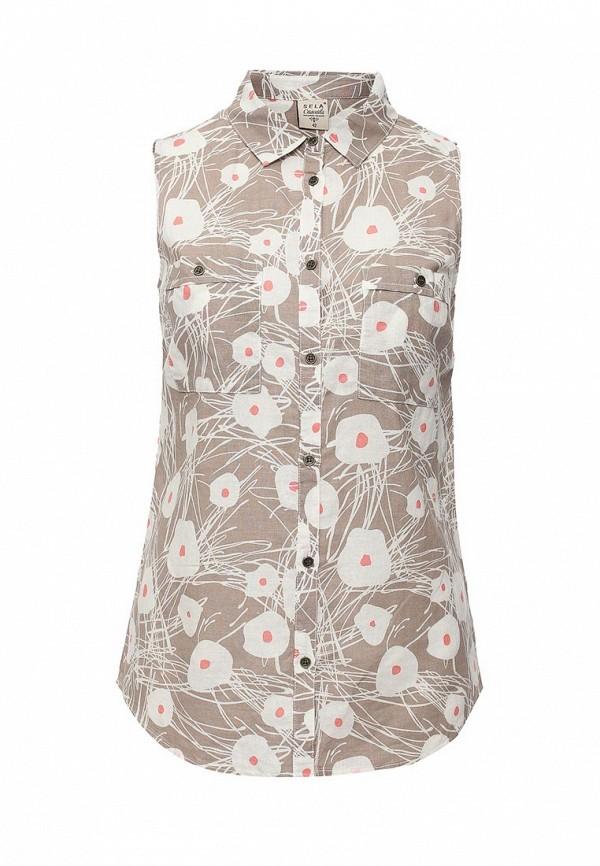 Блуза Sela (Сэла) Bsl-112/756-6264