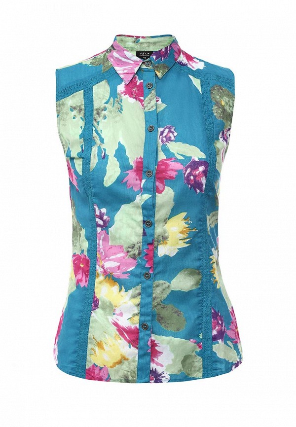 Рубашка Sela Bsl-112/735-6225