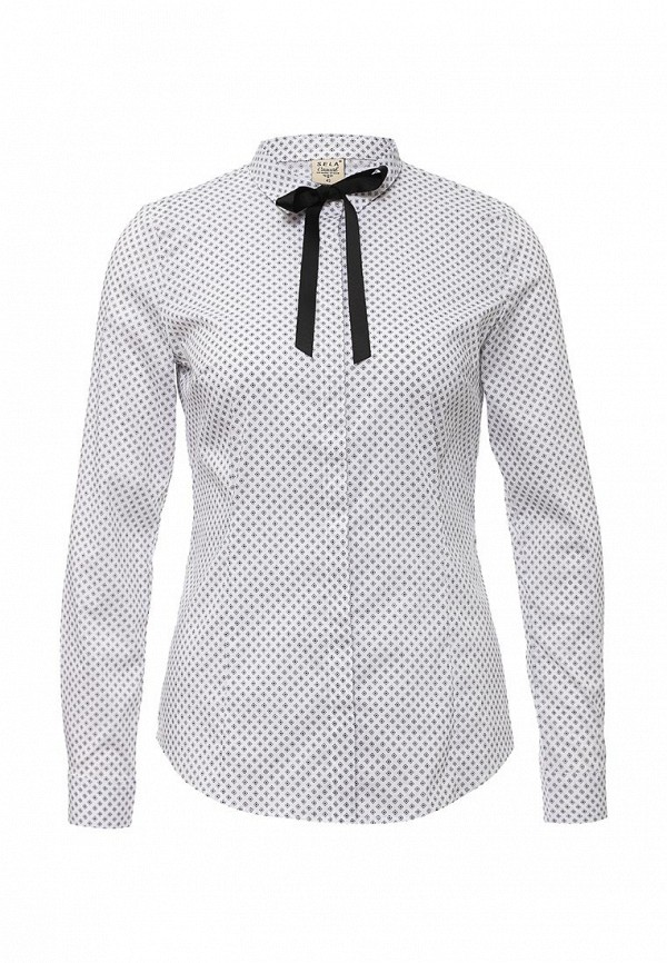 Рубашка Sela (Сэла) B-112/1116-6351