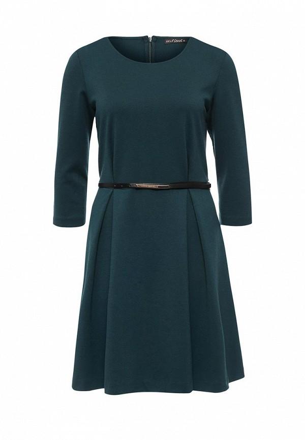 Платье-миди Sela (Сэла) DK-117/1042-6342