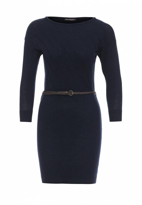 Вязаное платье Sela (Сэла) DSw-117/1074-6445