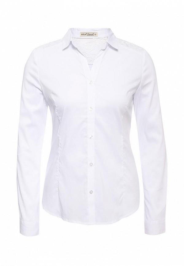 Рубашка Sela (Сэла) B-112/1118-6351