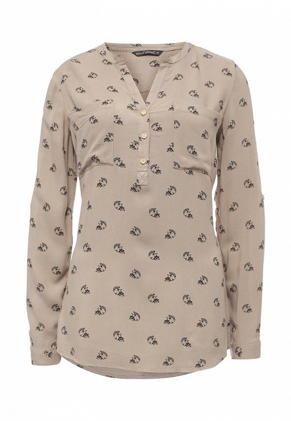 Блуза Sela (Сэла) B-112/518-6434