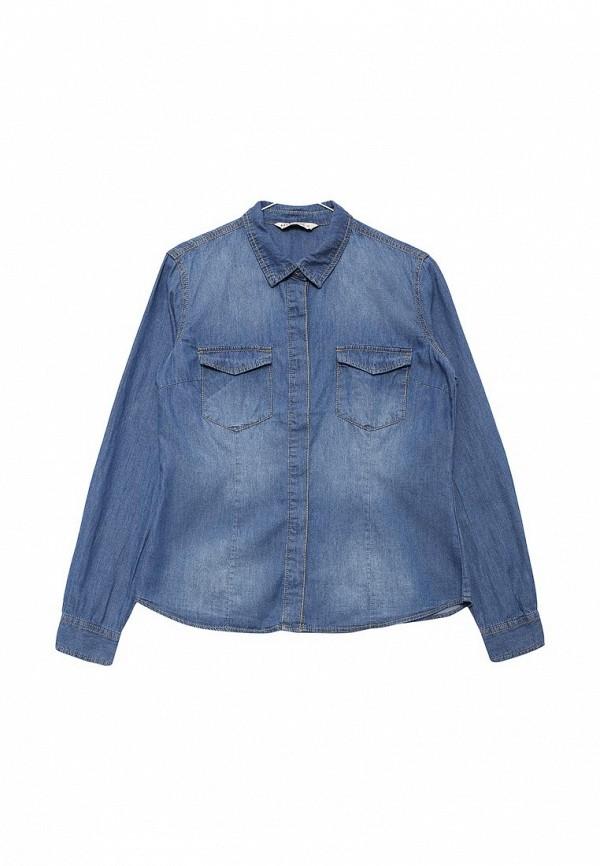Рубашка джинсовая Sela Bj-332/026-6414