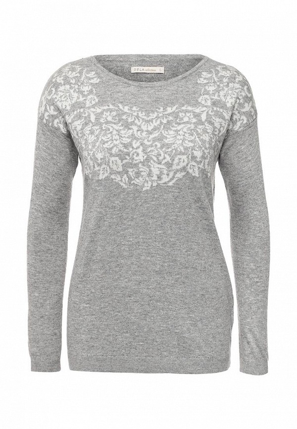 Пуловер Sela (Сэла) JR-114/1153-6485