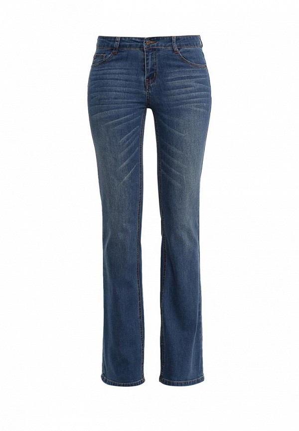 Широкие и расклешенные джинсы Sela (Сэла) PJ-135/542-6393