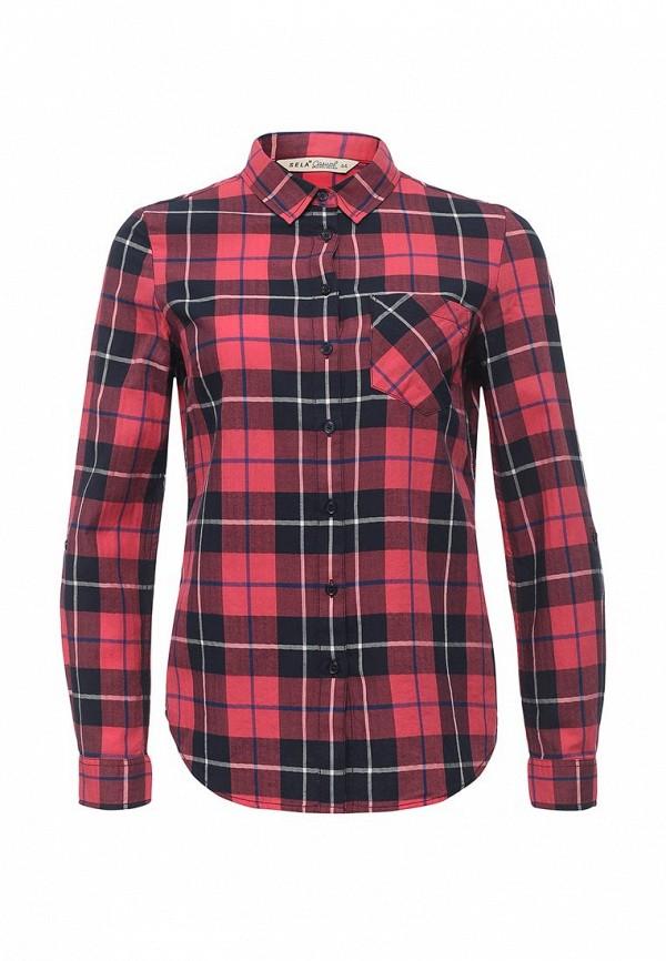 Рубашка Sela B-312/1157-7121