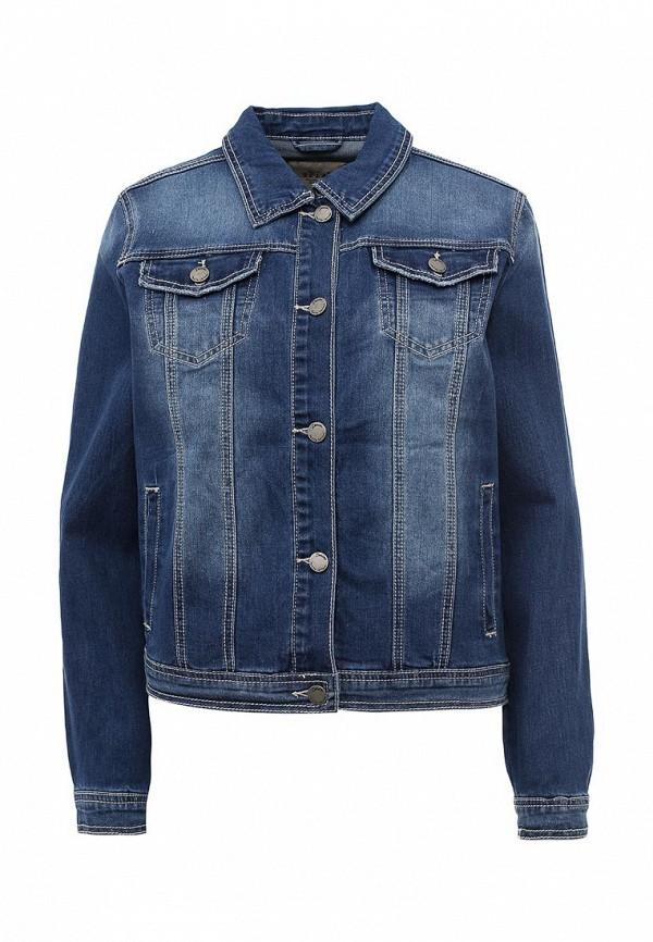 Куртка джинсовая Sela JTj-136/067-7161