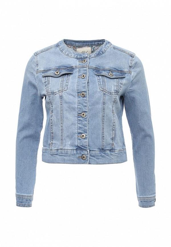 Куртка джинсовая Sela JTj-136/068-7161