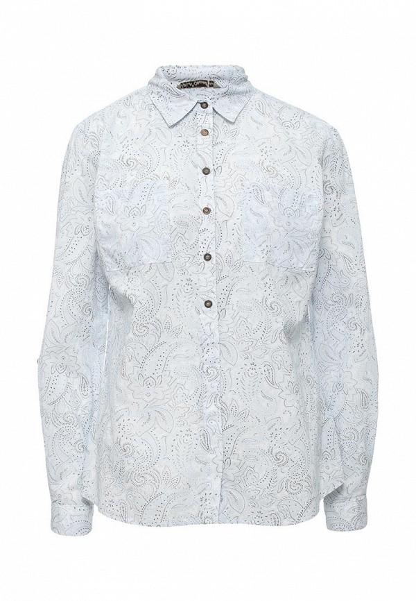 Рубашка Sela Sela SE001EWOQD65 рубашка мужская sela цвет небесно голубой h 212 036 7111 размер 40 46