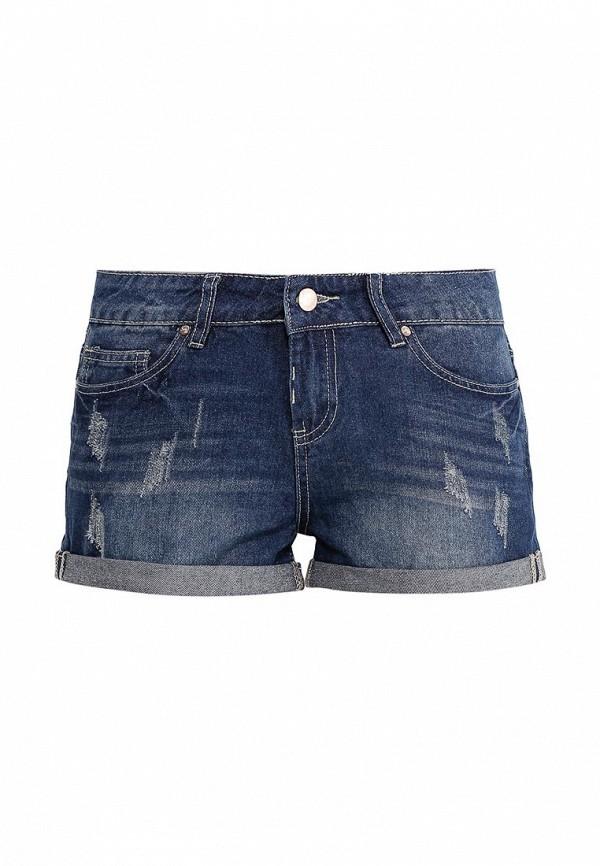 Женские джинсовые шорты Sela (Сэла) SHJ-135/036-7213