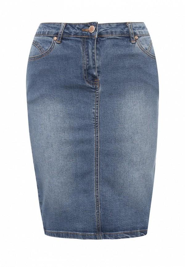 Юбка джинсовая Sela SKJ-138/802-7213