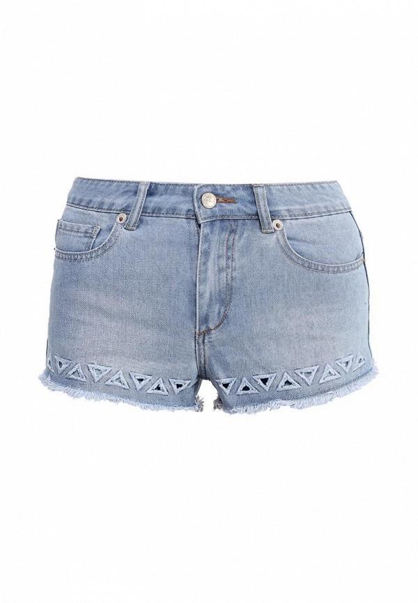 Женские джинсовые шорты Sela (Сэла) SHJ-335/601-7214