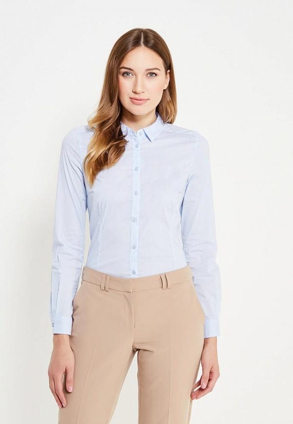 Рубашка Sela Sela SE001EWURO32 рубашка мужская sela цвет небесно голубой h 212 036 7111 размер 40 46