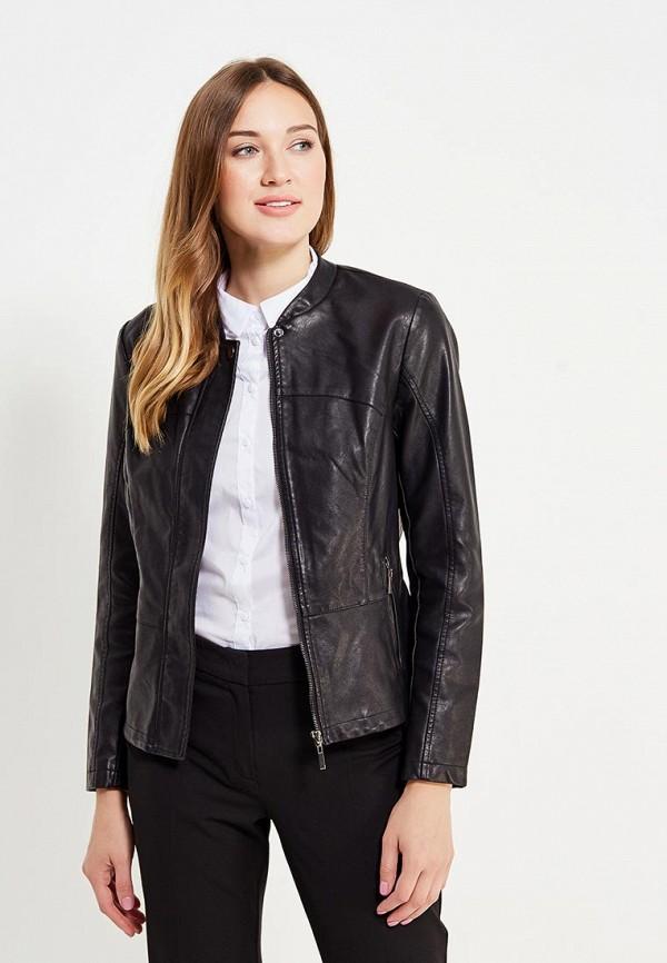 Фото Куртка кожаная Sela. Купить с доставкой