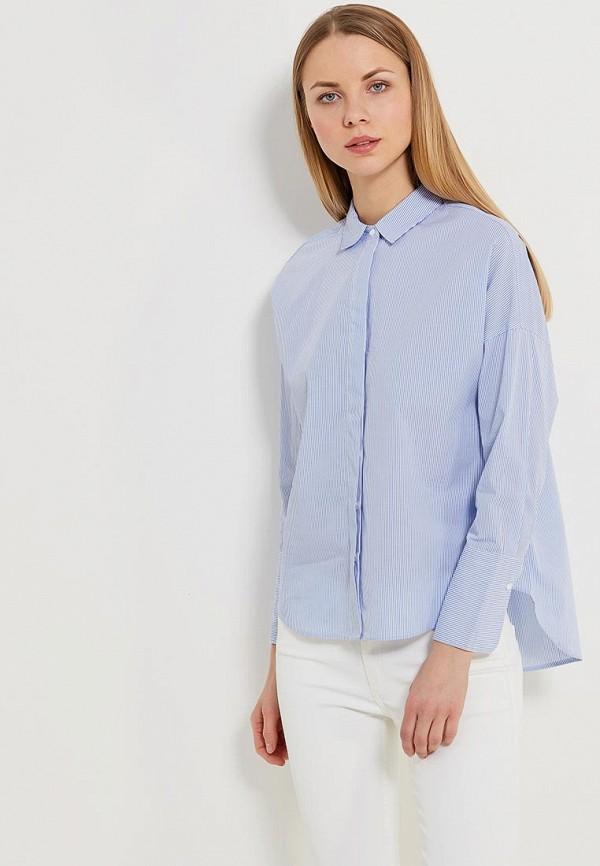 Рубашка Sela Sela SE001EWZNC14 рубашка мужская sela цвет небесно голубой h 212 036 7111 размер 40 46