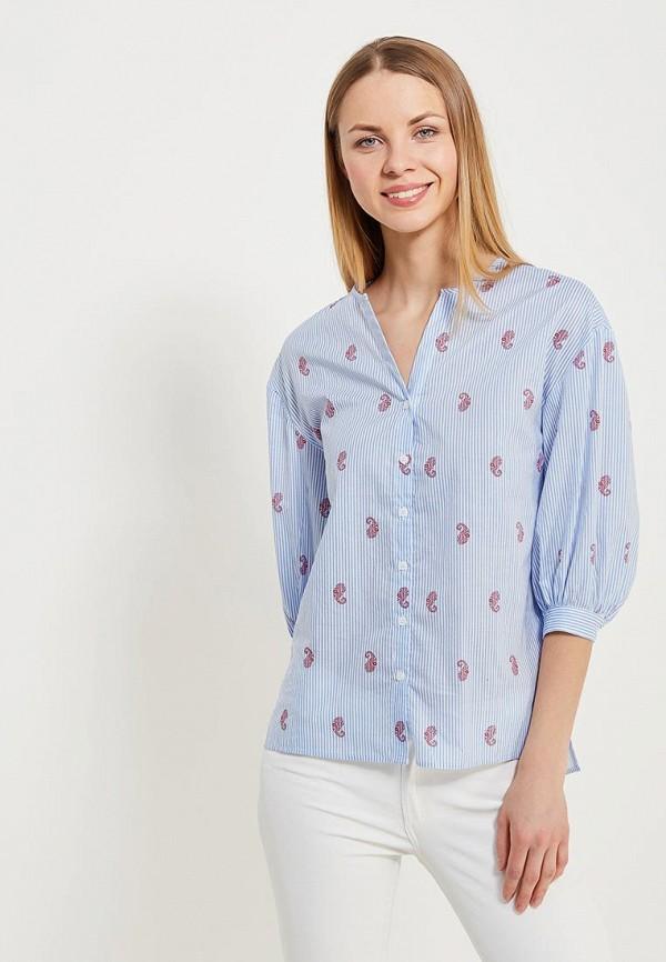 Блуза Sela Sela SE001EWZNC17 блуза sela sela se001egurv38