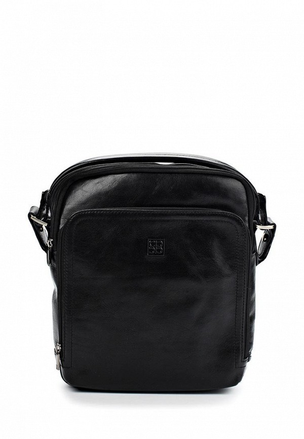Кожаная сумка Sergio Belotti 9188
