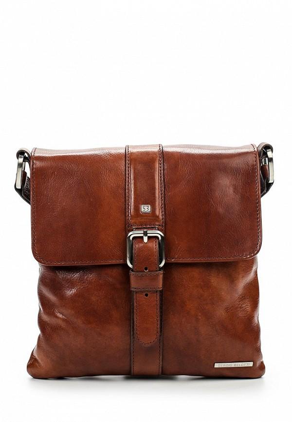 Кожаная сумка Sergio Belotti 9622-25