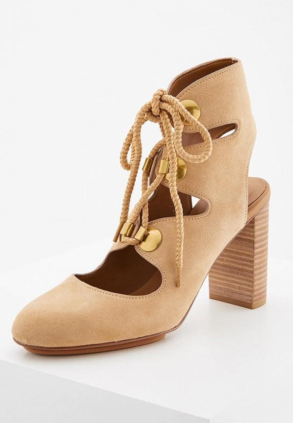 Туфли See by Chloe See by Chloe SE011AWZKK41 цены онлайн
