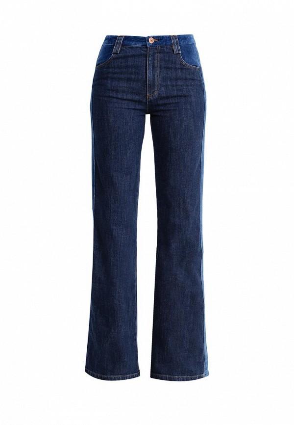 Широкие и расклешенные джинсы See By Chloe S6ADP06-S6A150