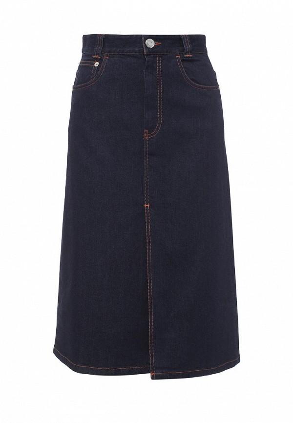 Купить Юбку джинсовая See by Chloe синего цвета