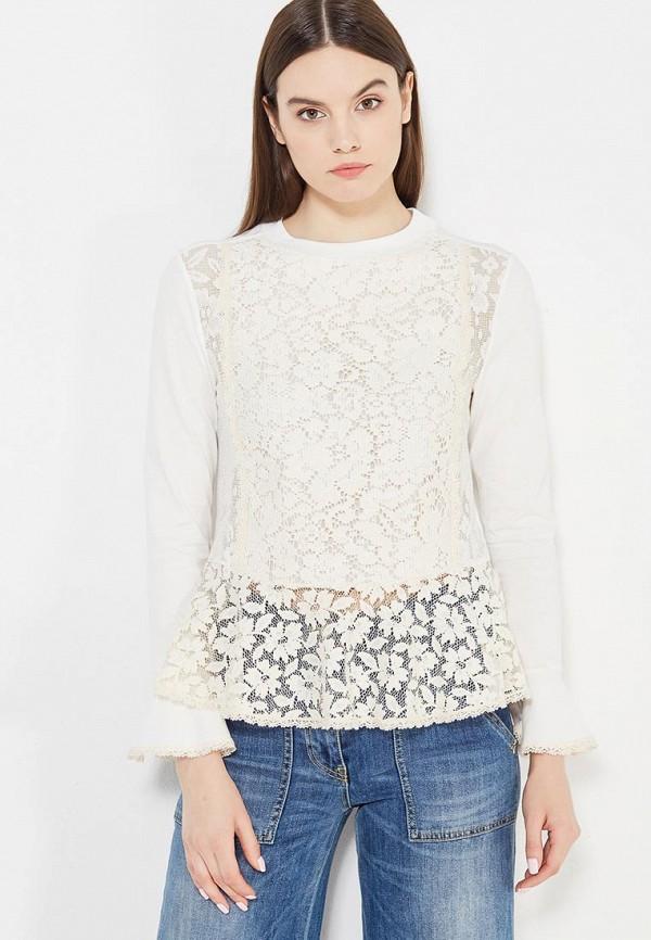Блуза See by Chloe See by Chloe SE011EWTCD88 цена 2016