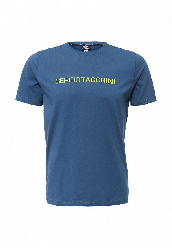 Футболка с надписями SERGIO TACCHINI 36300