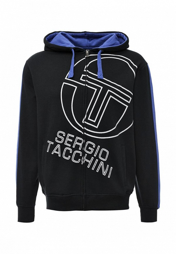 Толстовка SERGIO TACCHINI TTG01794-BLK_ANTHRACITE