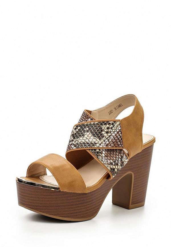 Босоножки на каблуке Sergio Todzi JU921