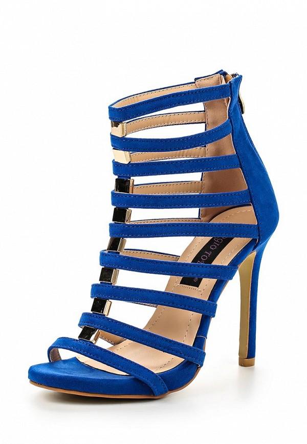Босоножки на каблуке Sergio Todzi AJ505