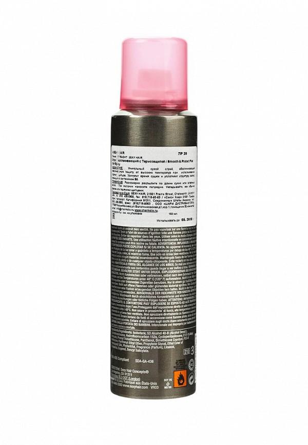 Спрей Sexy Hair разглаживающий с термозащитой, 150 мл