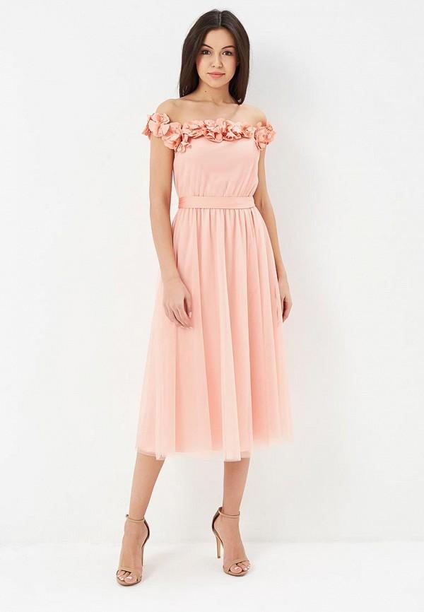 Платье Seam Seam SE042EWATDJ7 платье seam цвет бледно розовый 4630 401 размер s 44